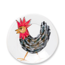 Fortunata Rooster Dinnerware | Gracious Style