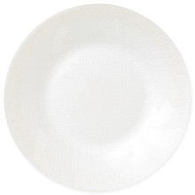 Glitter Glass Linen Service Plate/charger - 12.75 in. d