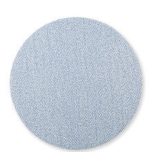 Reversible Placemats Blue/gray Round Placemat - 15 in. d | Gracious Style