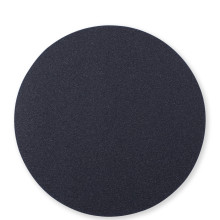 Reversible Placemats Black/gray Round Placemat - 15 in. d | Gracious Style