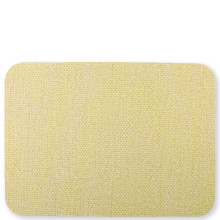 Reversible Placemats Green/coral Rectangular Placemat - 17.75 in. l, 13 in. w | Gracious Style