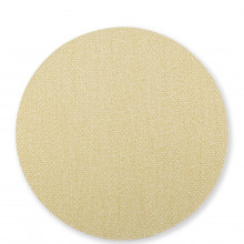 Reversible Placemats Green/coral Round Placemat - 15 in. d | Gracious Style