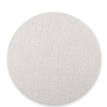 Reversible Placemats Light Gray/brown Round Placemat - 15 in. d | Gracious Style