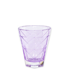 Prism Purple Short Tumbler - 4.25 in. h, 10 Oz | Gracious Style