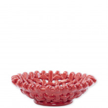 Woven Baskets Red | Gracious Style