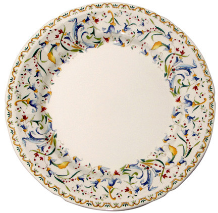 Toscana Hostess Set (3 Dipping Bowls & Oblong Serving Tray) | Gracious Style