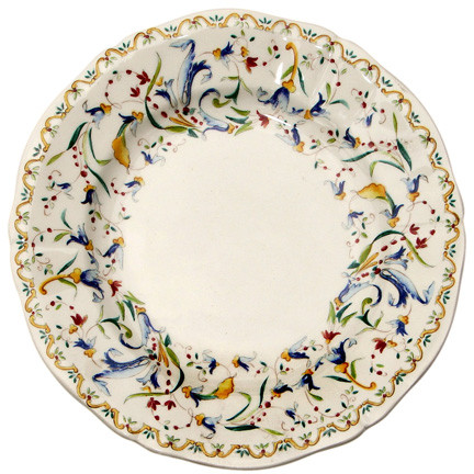 Toscana Canape Plate 6 1/2 In Dia | Gracious Style