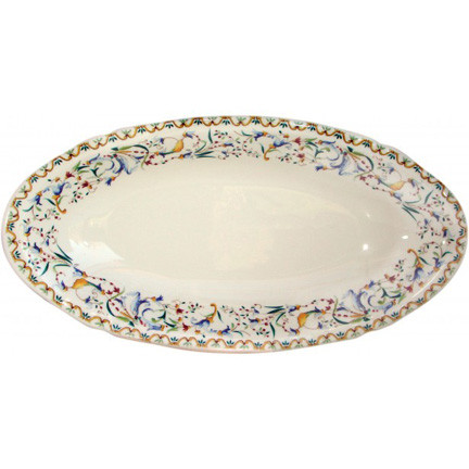 Toscana Pickle Dish 9 In Long | Gracious Style