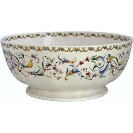 Toscana Open Vegetable Small 8 1/4 India | Gracious Style
