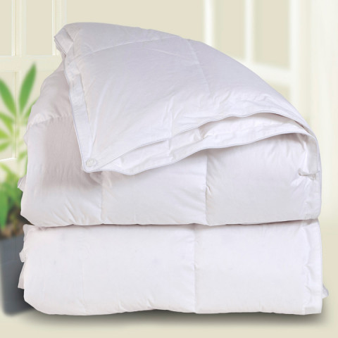 3-in-1 Anytime 600 Fill Power White Goose Down Duvets | Gracious Style