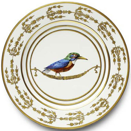Or Des Airs Dinnerware | Gracious Style