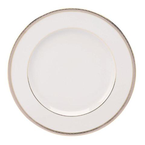 Athos Gold & Platinum Dinnerware | Gracious Style