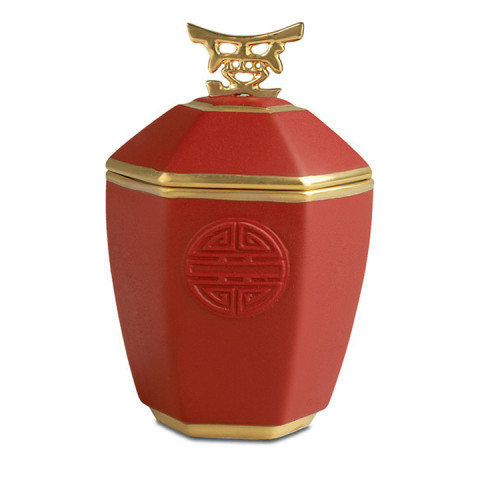 China Love Candle | Gracious Style