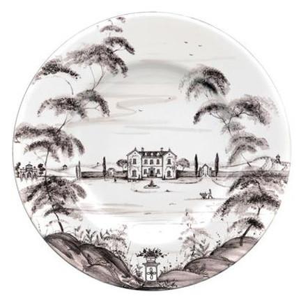Country Estate Flint Brown Dinnerware | Gracious Style