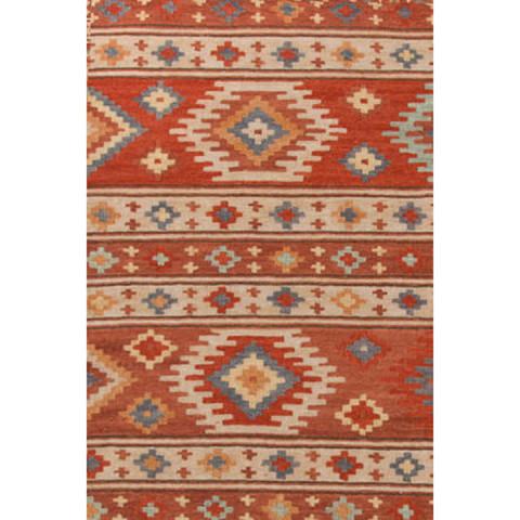 Canyon Kilim Woven Rug 3x5 | Gracious Style