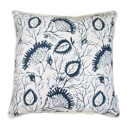 Abaco Admiral Throw Pillow 20 in Sq | Gracious Style
