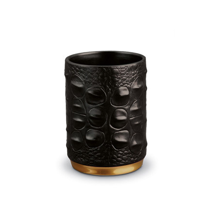 L\'Objet Crocodile Pencil Cup | Gracious Style}