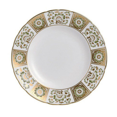 Derby Panel Green Dinnerware | Gracious Style