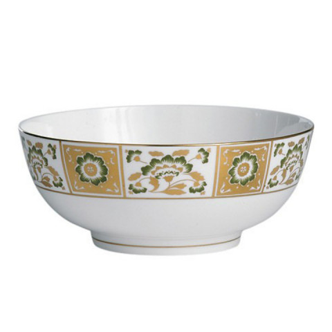 Derby Panel Green Salad Bowl 9.5 in Round | Gracious Style