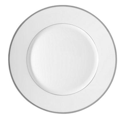 Fontainebleau Platinum Dinnerware | Gracious Style