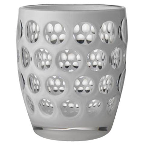 Lente Acrylic Tumbler White | Gracious Style