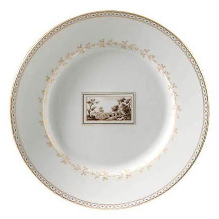 Impero Fiesole Salad plate 9 in | Gracious Style