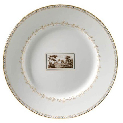 Impero Fiesole Dinner Plate 10 in | Gracious Style