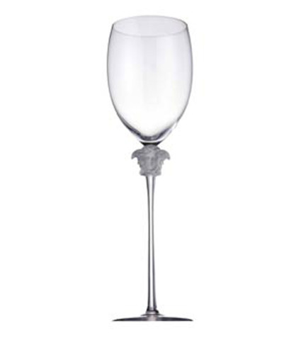 Medusa Lumiere Water Goblet 16 ounce, 11 1/2 inch | Gracious Style