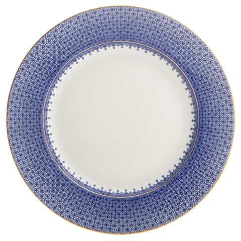 Blue Lace Dinnerware | Gracious Style