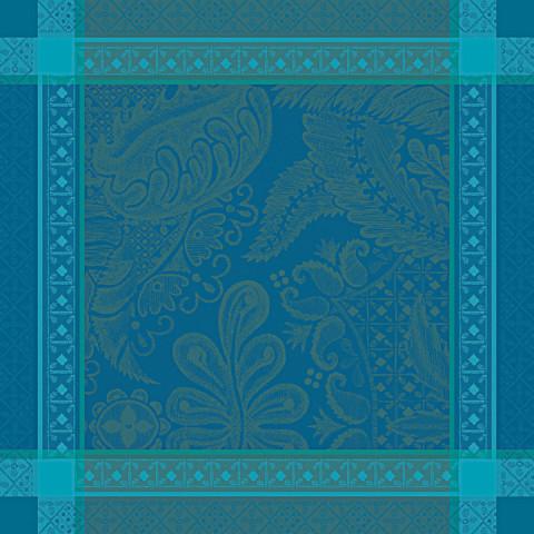 "Isaphire Emeraude Napkin 21""X21"", 100% Cotton | Gracious Style"