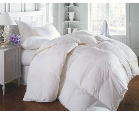 Sierra Queen 86 x 86 Duvet, All-Year Weight | Gracious Style