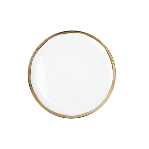 Dauville Gold Dinnerware | Gracious Style