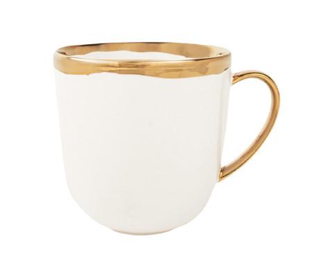 Dauville Mug Gold | Gracious Style
