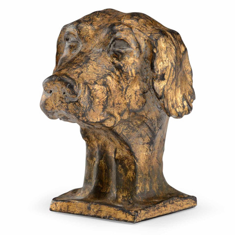 "Dog ""Sculpture"" 