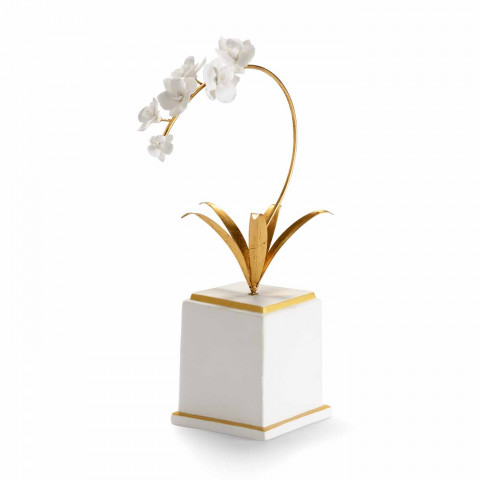 Square Flower Accent | Gracious Style