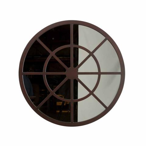 Round Charlotte Mirror | Gracious Style