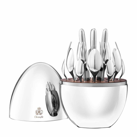 MOOD Silverplated Flatware | Gracious Style