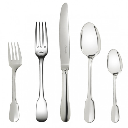 Cluny Silverplated Flatware   Gracious Style