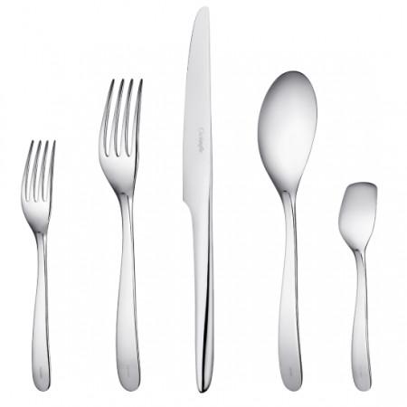 L'Ame de Christofle Stainless Flatware | Gracious Style