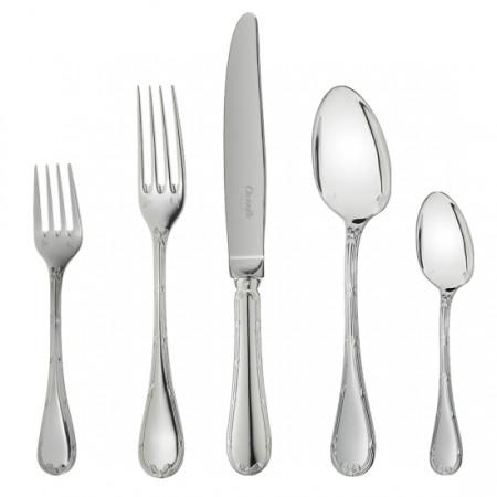 Rubans Silverplated Flatware | Gracious Style
