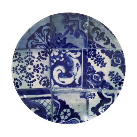 Lisboa Blue Tiles Dinnerware | Gracious Style