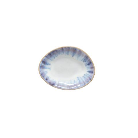 Brisa Ria Blue Oval Mini Plate - Set of 6 | Gracious Style