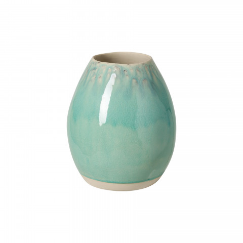 Madeira Blue 94 Oz Egg Vase   Gracious Style