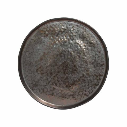 Lagoa Metal Serving Bowl | Gracious Style