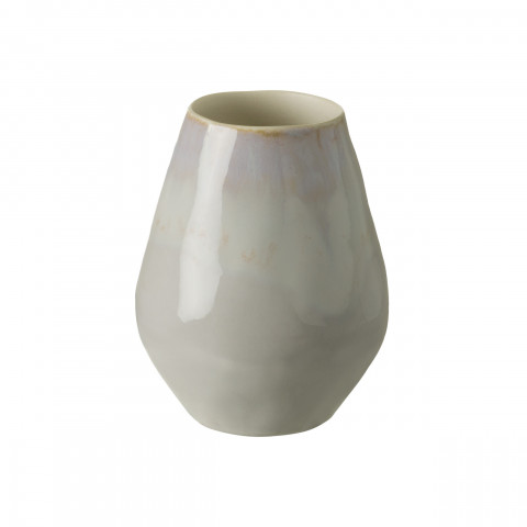 Brisa Sal Small Oval Vase 5.75 H X 4.5 L X 4.5 W In | Gracious Style