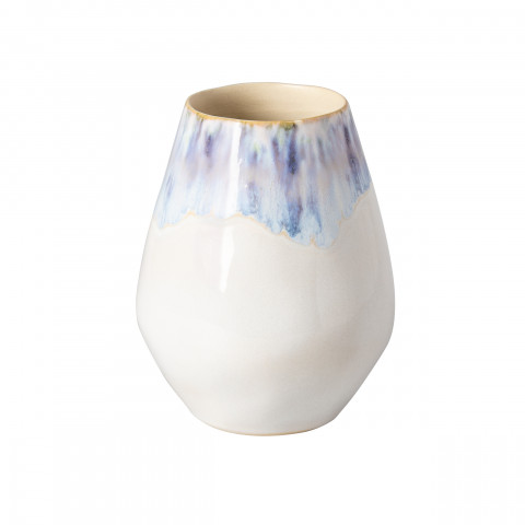 Brisa Ria Blue Small Vase   Gracious Style