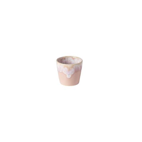 Grespresso Soft Pink Espresso Cup 2.25 H X 2.75 L X 2.75 W In | Gracious Style
