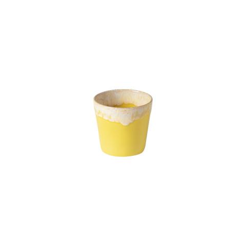 Grespresso Yellow Lungo Cup 6.5 Oz 3.25 H X 3.25 L X 3 W In | Gracious Style