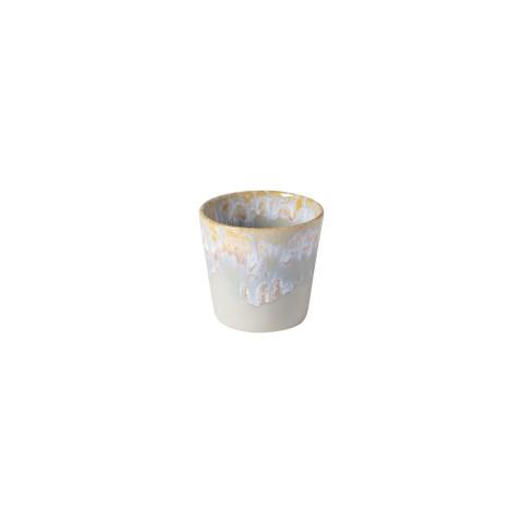 Grespresso Lungo Grey 6.5 Oz Espresso Lungo Cup   Gracious Style