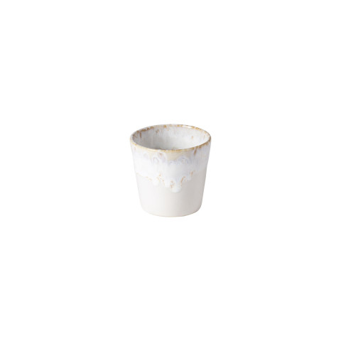 Grespresso Lungo White 6.5 Oz Espresso Lungo Cup | Gracious Style